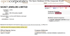 Free and Open Company Data on Signet Jewelers Limited