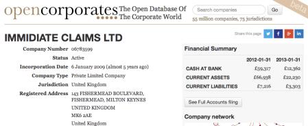 Companies House XBRL Accounts Data as open data
