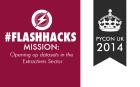 flashhacks at pycon uk