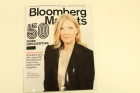 Charmian Gooch, Co-Founder of Global Witness featured in Bloomberg Markets.